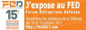 IFOTEC présent au Forum des Entreprises de la Défense 2017 du 18 au 19 octobre