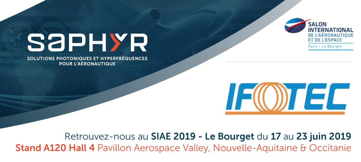 IFOTEC au salon du Bourget 2019